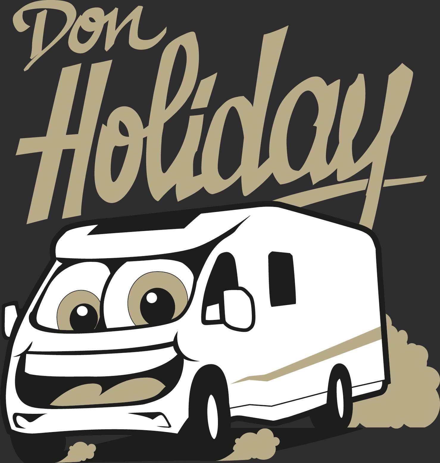 DON HOLIDAY – Reisemobile Logo